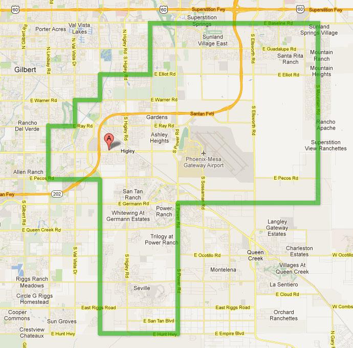 Map Of Arizona Gilbert.Saint Mary Magdalene Roman Catholic Church In Gilbert Az St Mary